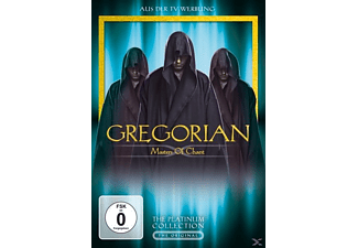 Gregorian The Platinum Collection DVD