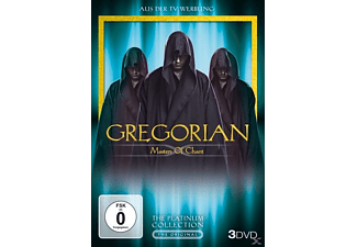 Gregorian - The Platinum Collection - (DVD)