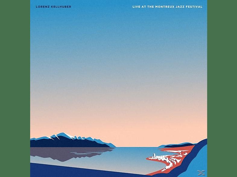 Lorenz Kellhuber - Live At The Montreux Jazz Festival (Black 180 GR) [Vinyl]