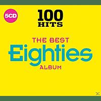 VARIOUS - 100 Hits-Best 80's Album - [CD]
