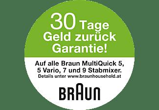 BRAUN Stabmixer MultiQuick 5 Weiß MQ 5035 WH Sauce