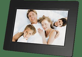 BRAUN PHOTOTECHNIK DigiFrame 711 Digitaler Bilderrahmen, 17,8 cm, 800 x 480 Pixel, Schwarz