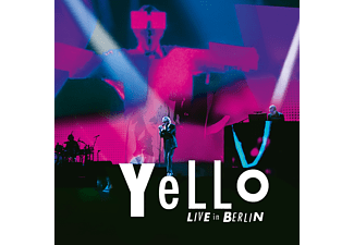 Yello - Live In Berlin  - (CD)