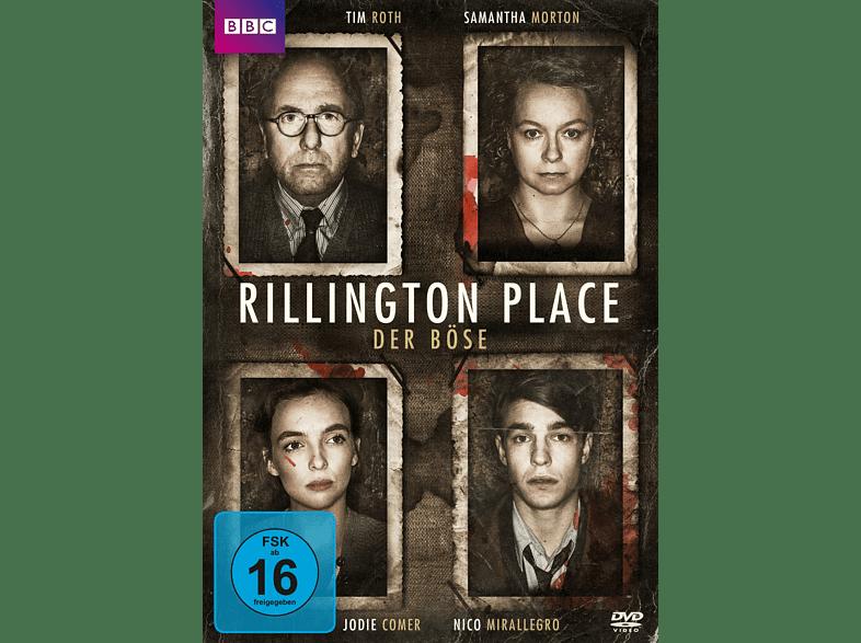 RILLINGTON PLACE - DER BÖSE [DVD]