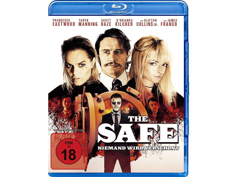 THE SAFE [Blu-ray]