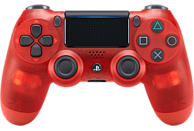 SONY PS4 DUALSHOCK4 Wireless-Controller Red Crystal