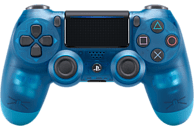 SONY PS4 DUALSHOCK4 Wireless-Controller Blue Crystal