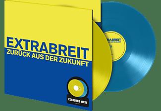 Extrabreit - Zurück Aus Der Zukunft (Gelb/Blau Transp.)  - (Vinyl)