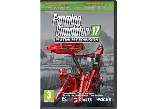 Farming Simulator 17 Platinum Expansion Pack