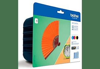 Brother LC129XL Value Pack - Paquete de 4 - negro, amarillo, cián , magenta - original - blíster