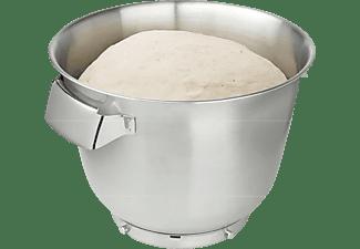 BOSCH MUM9AX5S00 Küchenmaschine Platinsilber (Rührschüsselkapazität: 5,5 Liter, 1500 Watt)
