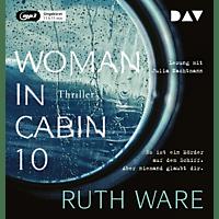 Ruth Ware - Woman in Cabin 10 - (MP3-CD)