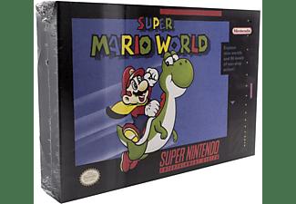 SNES Super Mario World Luminart