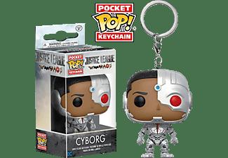 POP! Keychain: Justice League - Cyborg