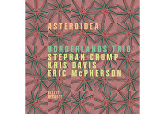 Borderlands Trio - Asteroidea - (CD)