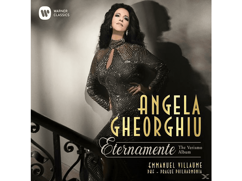 Angela Gheorghiu, Joseph Calleja, Emmanuel von Oeyen, Prague Philharmonic Choir, Prague Philharmonia, Novak Richard - Eternamente [Vinyl]