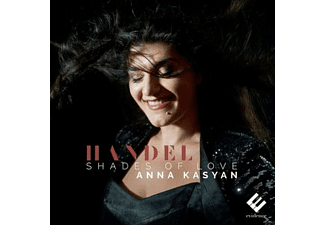 Anna Kasyan - Shades Of Love  - (CD)