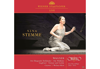 Nina Stemme, Orchester Der Wiener Staatsoper, Chor Der Wiener Staatsoper - Arien  - (CD)