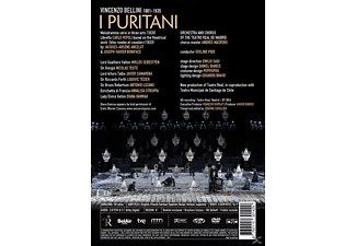 VARIOUS, Orchestra And Chorus Of The Teatro Real De Madrid - I Puritani  - (DVD)
