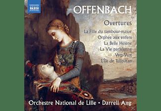 Orchestre National De Lille - Ouvertüren  - (CD)
