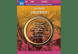 O'Neill/Cangelosi/Görne/van Zweden/Hongkong PO - Siegfried  - (Blu-ray Audio)