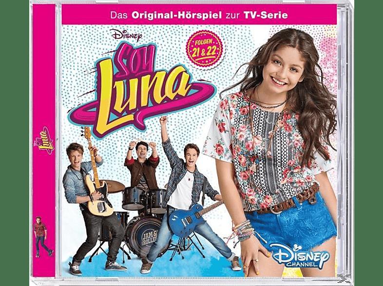 Disney/Soy Luna - Folge 21+22 - (CD)