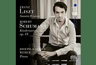 Weder Joseph-maurice - Liszt: Sonate h-moll/Schumann: Kinderszenen [SACD Hybrid]