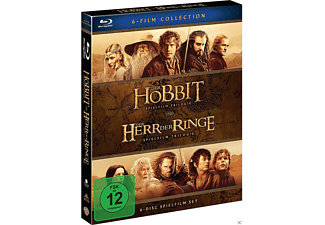 Mittelerde Collection  Blu-ray