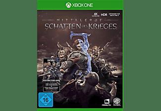 Mittelerde: Schatten des Krieges - [Xbox One]