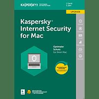 Kaspersky Internet Security for MAC (Upgrade)