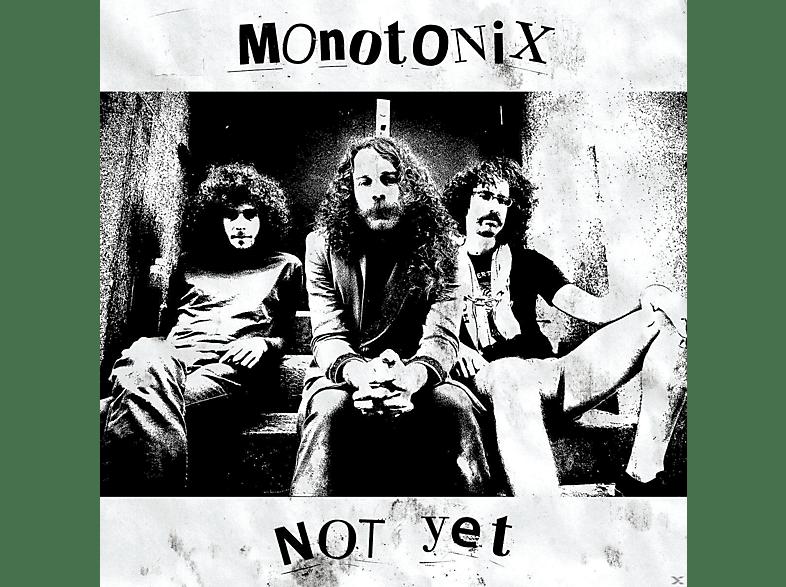 Monotonix - Not Yet [Vinyl]