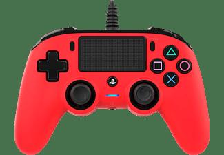 NACON NA360714 Color Edition Controller  Rot