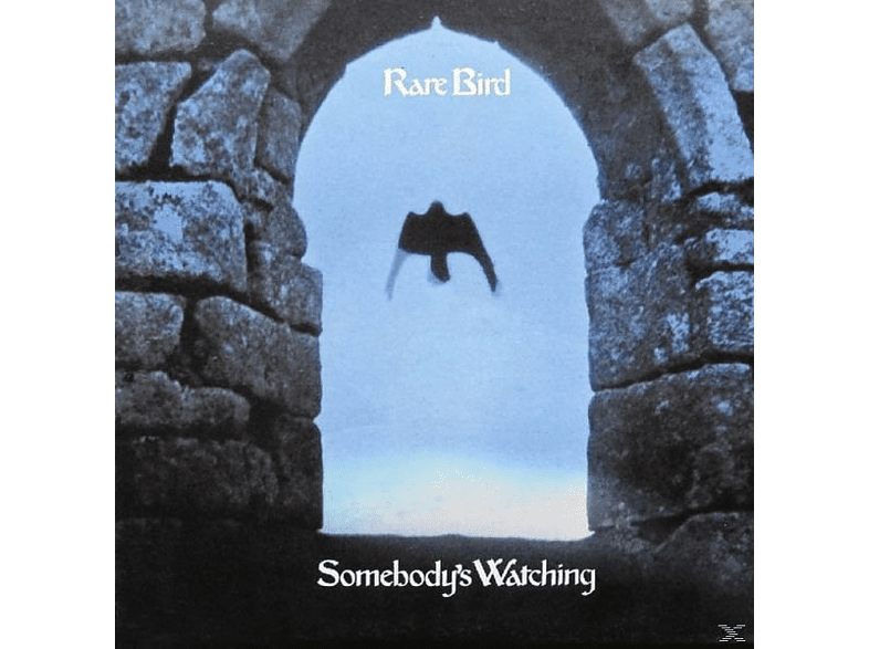 Rare Bird - Somebody's Watching [CD]
