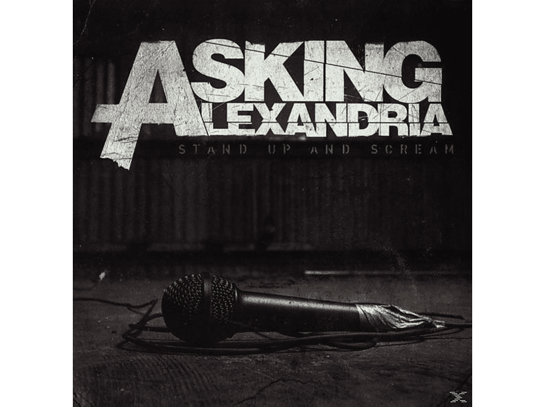Asking Alexandria - Stand Up And Scream (Opaque Process Blue Vinyl) [Vinyl]
