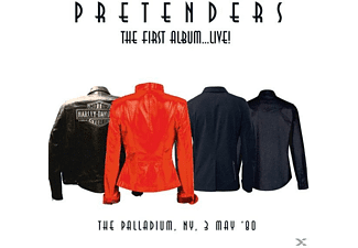 The Pretenders - First Album...Live! 1980 (180 Gr.White Vinyl) - (Vinyl)