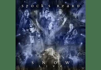 Spock's Beard - Snow Live  - (Vinyl)