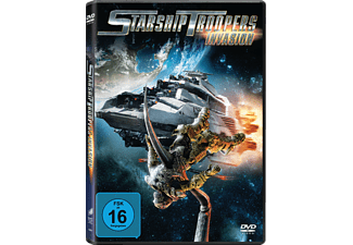 Starship Troopers: Invasion DVD