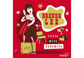 Brenda Lee - Little Miss Dynamite - (CD)
