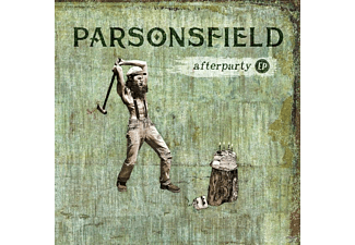 Parsonsfield - AFTERPARTY EP  - (CD)