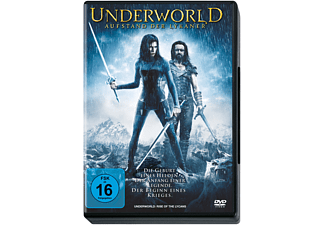 Underworld 3 - Aufstand der Lykaner DVD