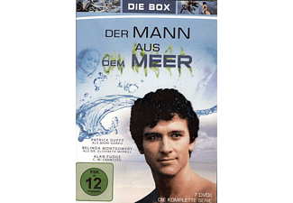 Der Mann aus dem Meer - die Box DVD