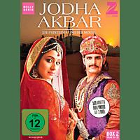 Jodha Akbar - Die Prinzessin und der Mogul (Box 2) (Folge 15-28) [DVD]