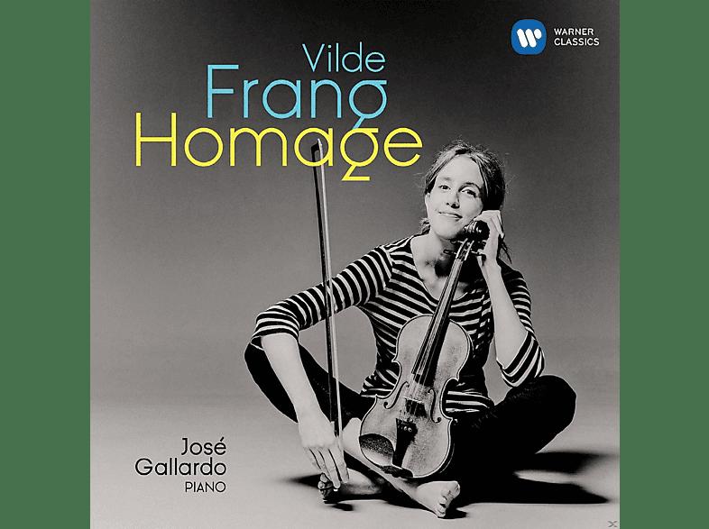 Jose Gallardo, Vilde Frang - Encores [CD]