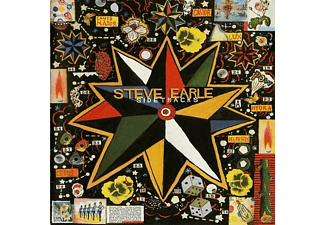Steve Earle - Sidetracks - (Vinyl)