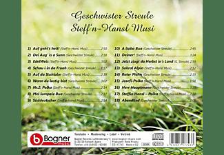 Geschwister Streule, Steffen-Hansl-Musi - Wann du lustig bist,kimm glei eina  - (CD)