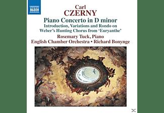 Rosemary Tuck, Richard Bonynge, English Chamber Orchestra - Klavierkonzert d-moll  - (CD)