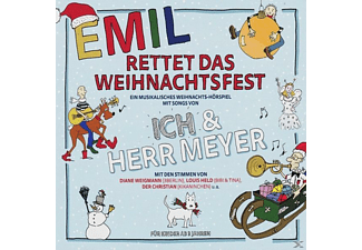 Ich & Herr Meyer - Emil rettet das Weihnachtsfest  - (CD)