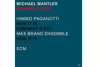 Michael Mantler - Comment C'est - (CD)