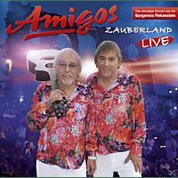 Die Amigos - Zauberland-Live [CD]