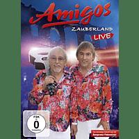 Die Amigos - Zauberland (Live 2017) [DVD]